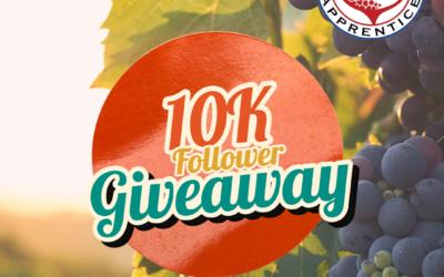 Worldwide 10,000 follower giveaway!